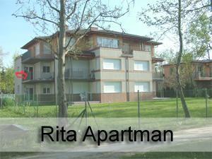 Rita apartmanRita apartman